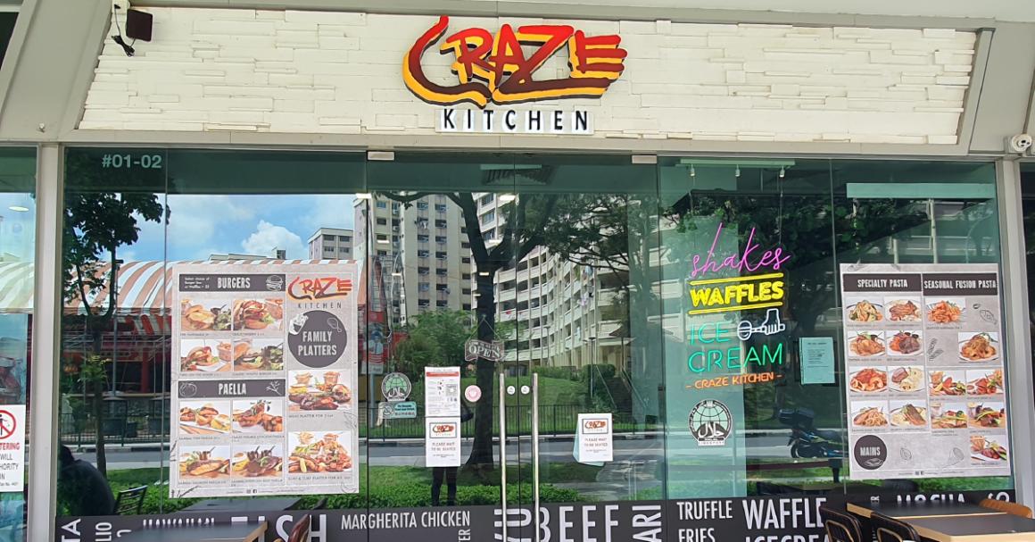 Craze Kitchen