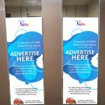 Advertise on Lift Lobby