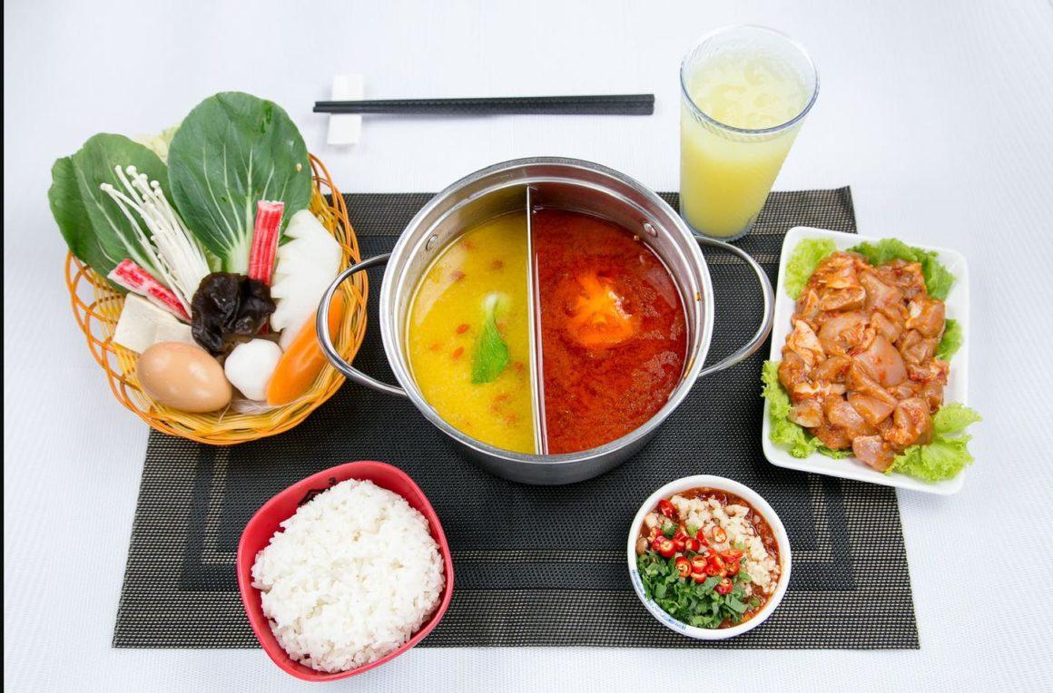Shi Li Fang Hot Pot