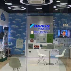 Daikin Proshop x Poh Meng Engineering Pte Ltd