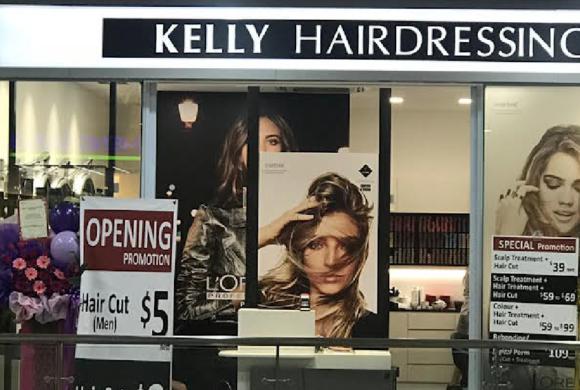 Kelly Hairdressing